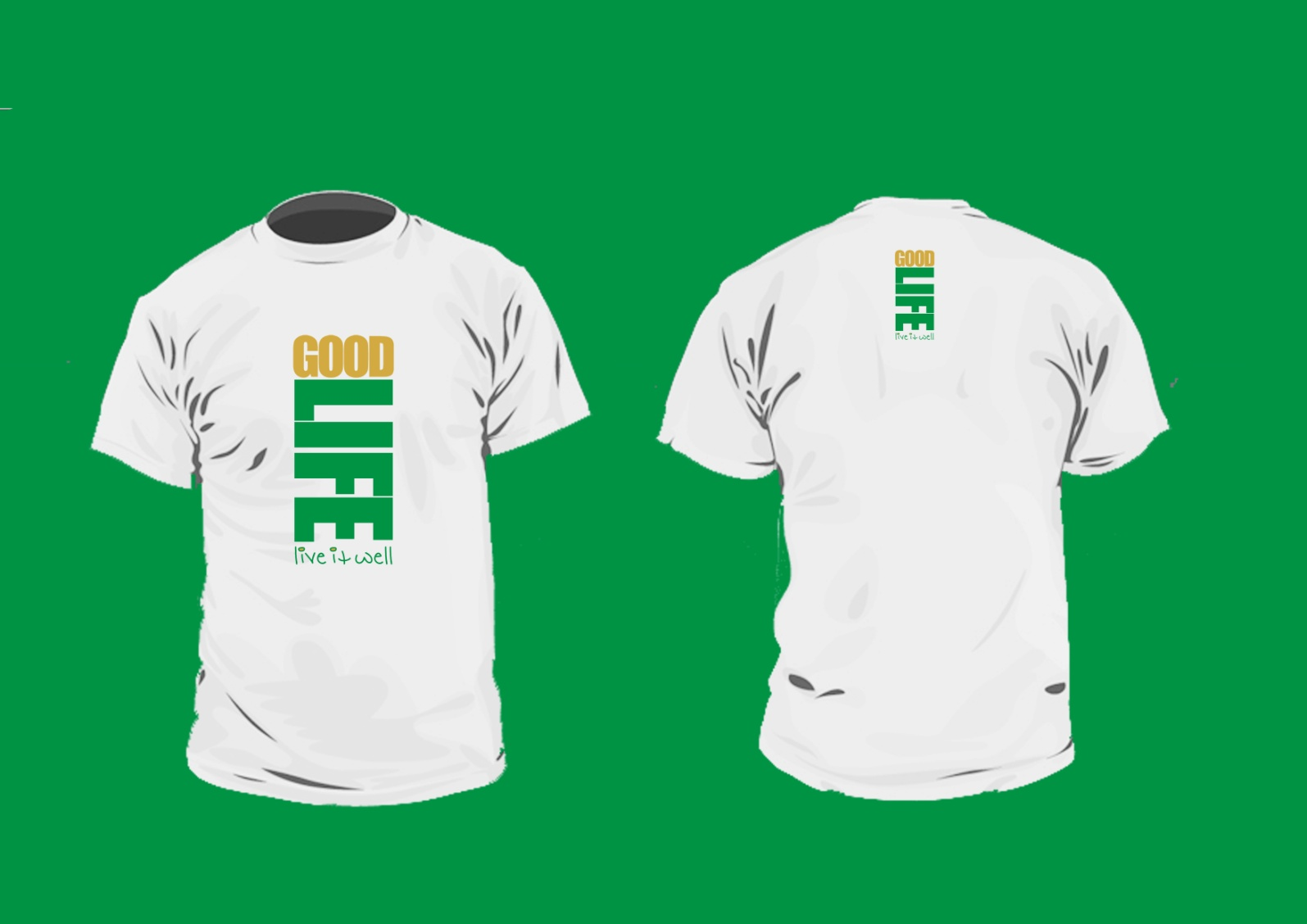 Goodlife ghana t shirts the health compass for Johns hopkins university t shirts