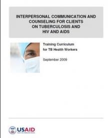 hiv and tb relationship counseling